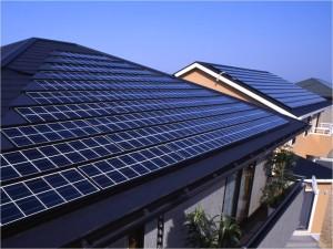 太陽光発電設置 屋根