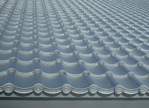 金属瓦屋根