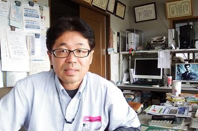 宮下 雨漏り診断士 雨漏り110番飯田店 店長